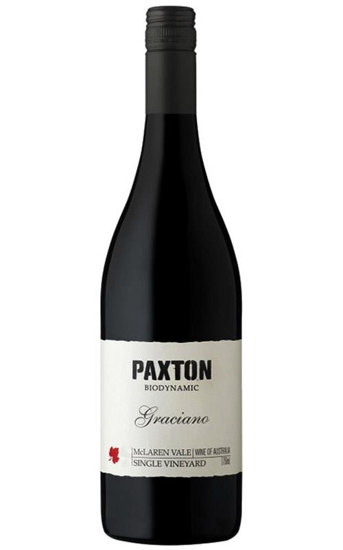 Paxton Graciano 2018 McLaren Vale - 6 Bottles