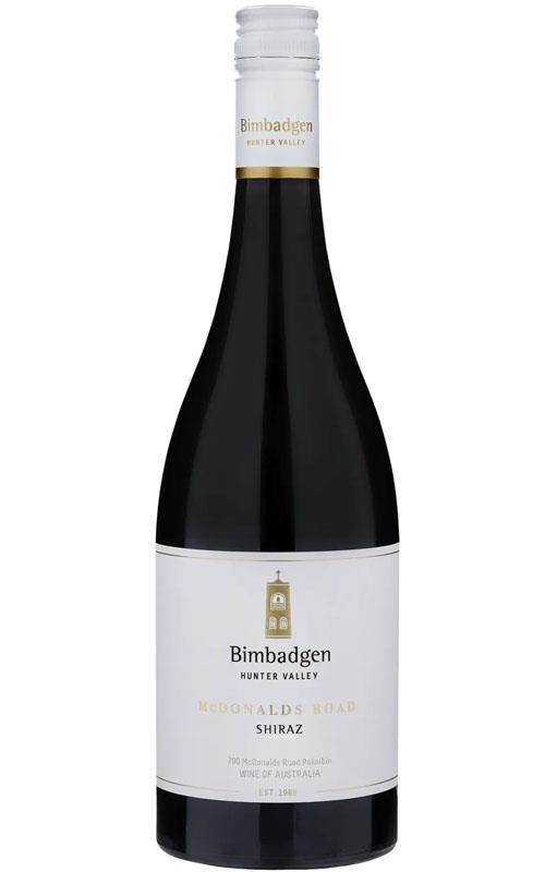 Bimbadgen Single Vineyard McDonalds Road Shiraz 2017 Hunter Valley - 6 Bottles