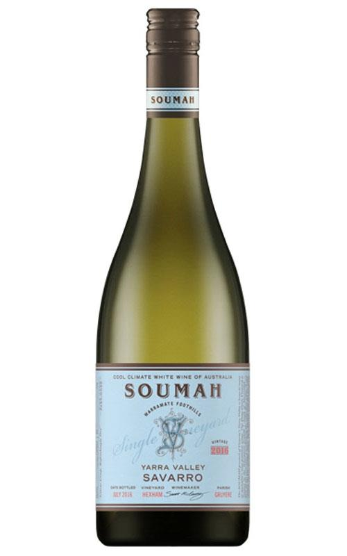 Soumah Hexham Single Vineyard Savarro 2017 Yarra Valley - 12 Bottles