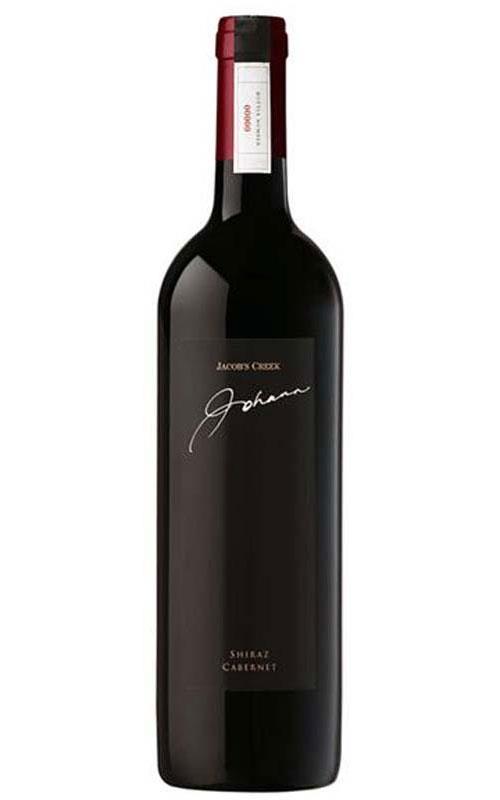 Jacobs Creek Johann Shiraz Cabernet 2012 Barossa Valley - 6 Bottles