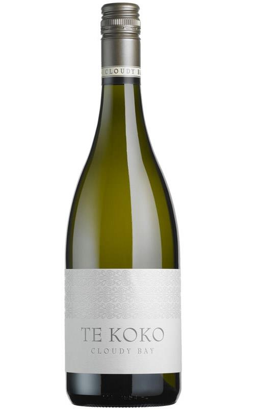 Cloudy Bay Te Koko Sauvignon Blanc 2015 Marlborough - 6 Bottles