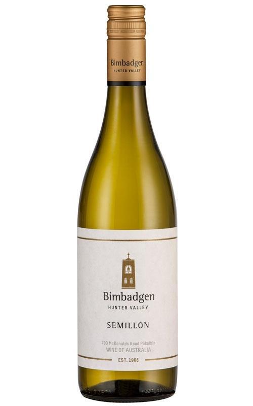 Bimbadgen Semillon 2018 Hunter Valley - 12 Bottles