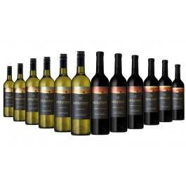 Dickinson Estate Red and White Mixed - 12 Bottles