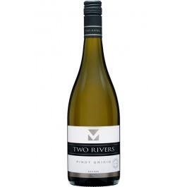 Two Rivers Vigneron's Selection Pinot Grigio 2019 Orange - 6 Bottles