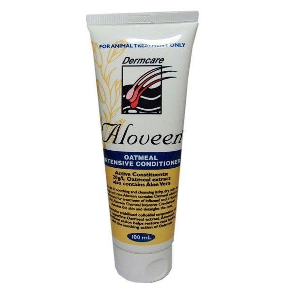 Aloveen Oatmeal Conditioner for Dogs with Sensitive Skin - 100ml