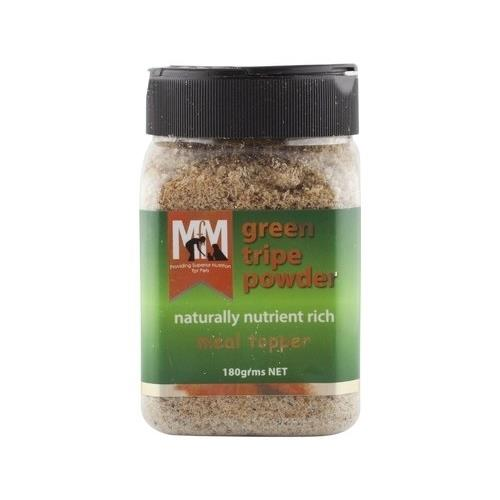 Meals for Mutts Natural Green Tripe Powder 180g