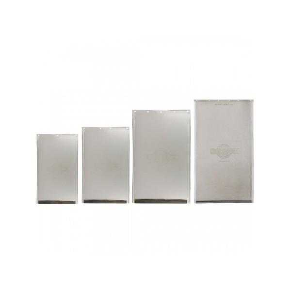 Petsafe Staywell REPLACEMENT FLAP for 600-Series Aluminium Pet Door [Size: X-Large]