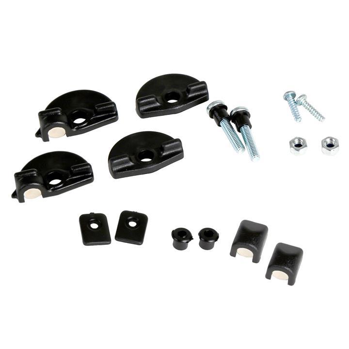 Transcat Dog (Large) Door Latch & Magent Set Replacement Parts Including Screws