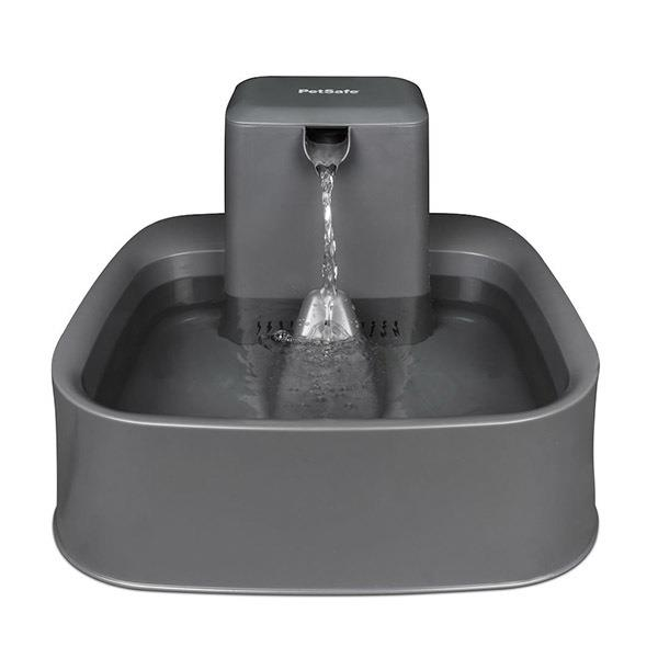 Drinkwell Charcoal Filtered Pet Water Fountain for Cats & Dogs - 7.5 Litre