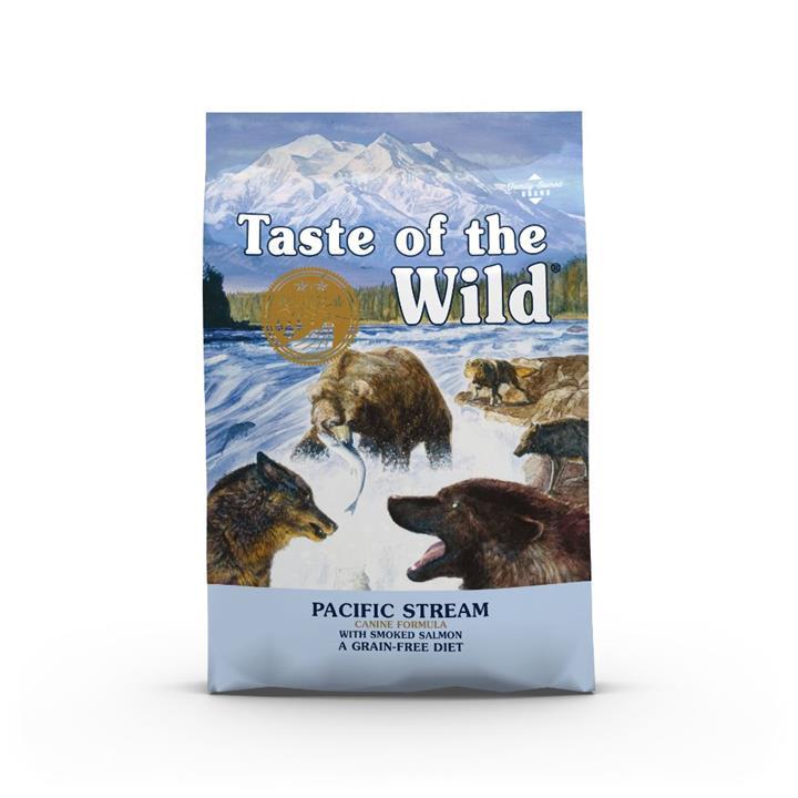 Taste Of The Wild Grain Free Pacific Stream Smoked Salmon 5.6kg
