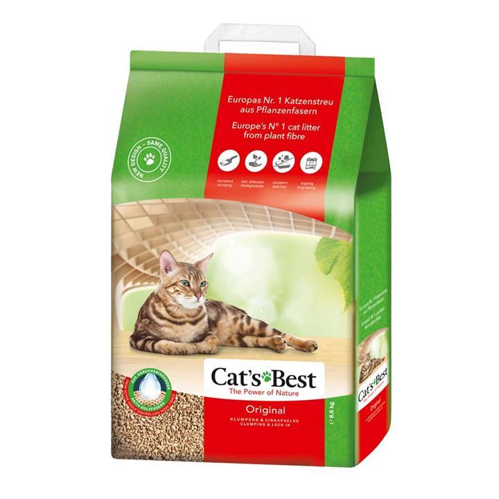 Cat's Best Oko Plus Cat Litter 20L (8.6kg)