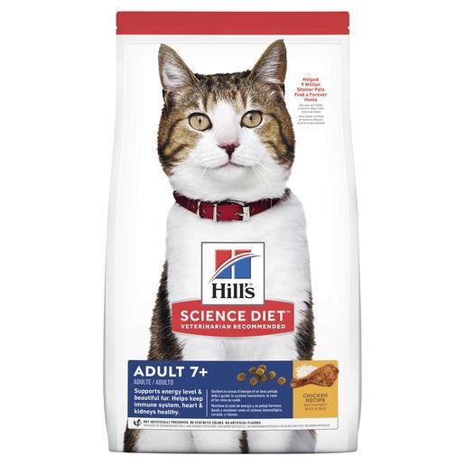 Hill's Science Diet Adult 7+ Senior Dry Cat Food 6kg