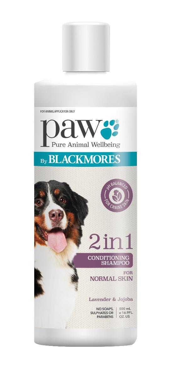 PAW 2IN1 Conditioning Shampoo 500ml