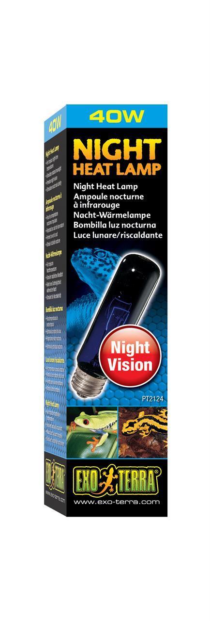 Exo Terra Night Glo Bulb 40 Watt