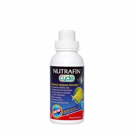 Nutrafin Cycle Biological Aquarium Supplement 120ml