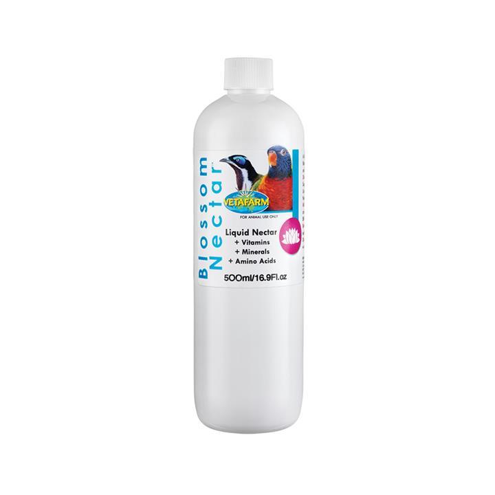 Vetafarm Blossom Nectar Liquid 500ml