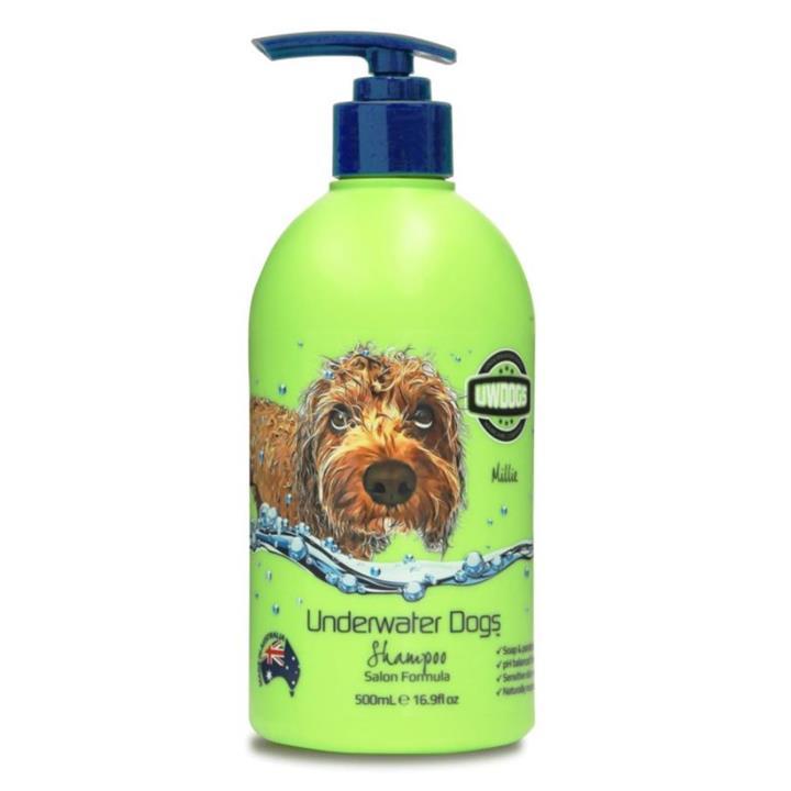 Underwater Dogs Coconut & Vanilla Shampoo 500ml