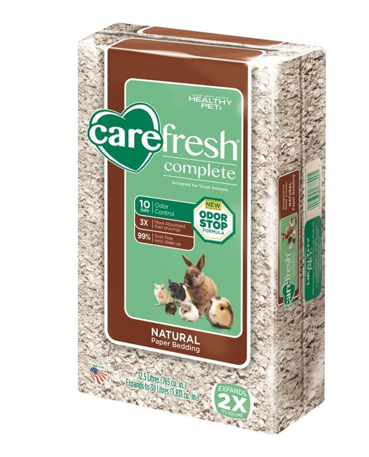 Carefresh Complete Natural Pet Bedding 30L
