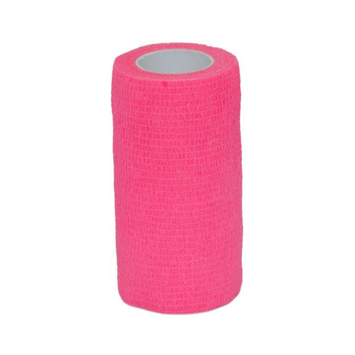 Value Plus Valuwrap Cohesive Pet Bandage 10cm Pink
