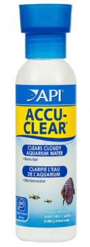 API Accu Clear Water Clarifier 118ml