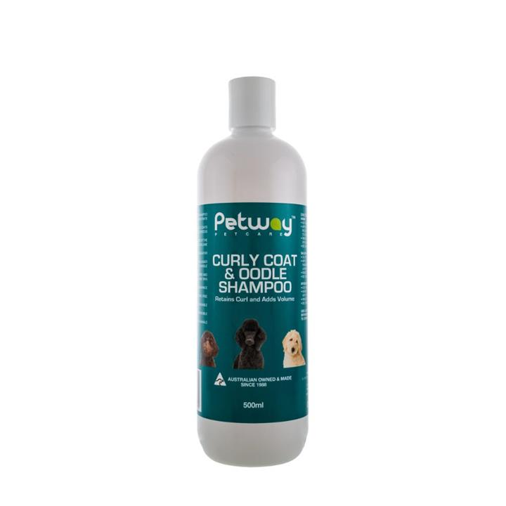 Petway Petcare Curly Coat & Oodle Dog Shampoo 1 Litre