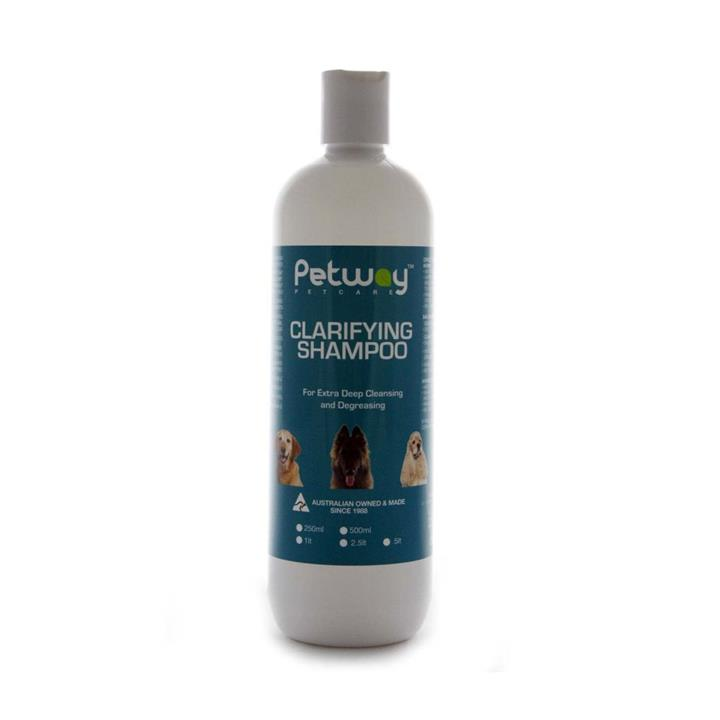 Petway Petcare Clarifying Dog Shampoo 250ml