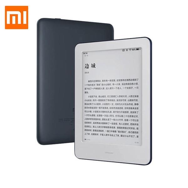 Xiaomi MiReader E-book Smart Office Artifact Home E-book Reader Touch Ink Screen Backlight Reader WiFi 16GB Memory