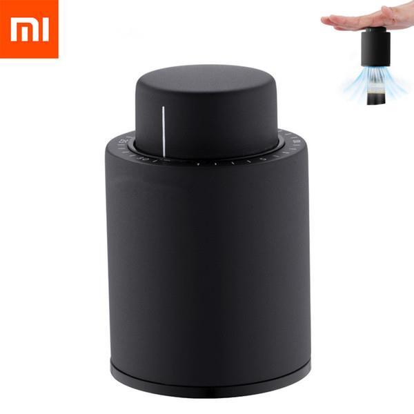 XIAOMI Mijia Plastic Vacuum Wine Bottle Stopper Sealed Storage Vacuum Memory Wine Stopper Wine Corks