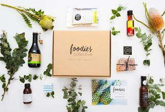 Magazine : Foodies Collective Discovery Box Magazine 12 Month Subscription