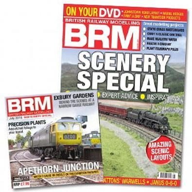 British Railway Modelling Uk magazine