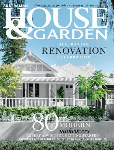 Magazine : Australian House & Garden Magazine 12 Month Subscription