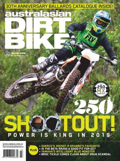 Magazine : Australasian Dirt Bike Magazine 12 Month Subscription