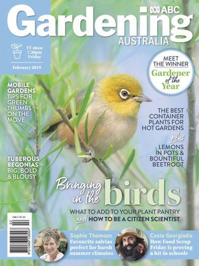Image of Gardening Australia Magazine 12 Month Subscription