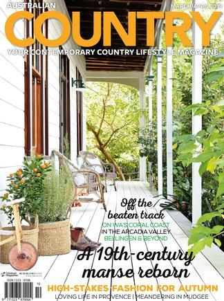 Image of Australian Country Magazine 12 Month Subscription
