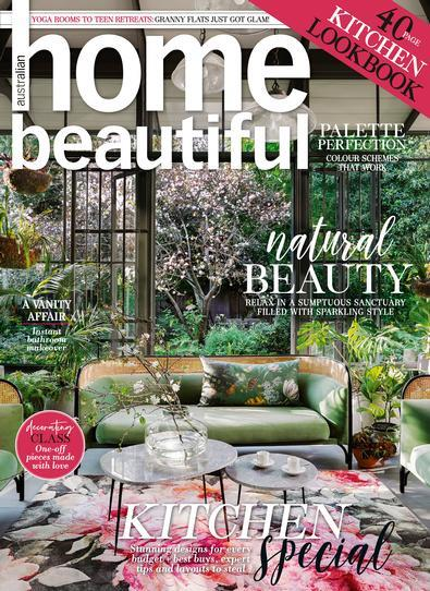 Australian Home Beautiful magazine