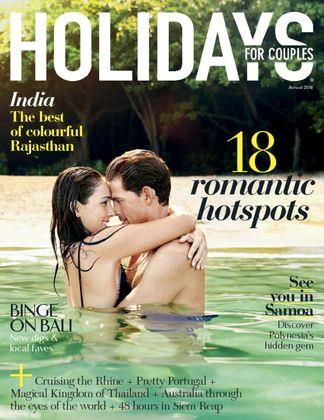 Holidays For Couples magazine
