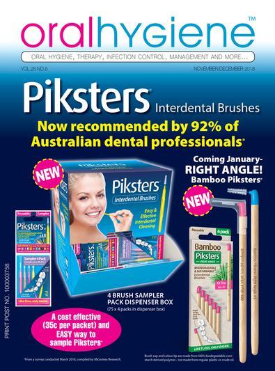 Image of Oral Hygiene formerly Auxiliary Magazine 12 Month Subscription