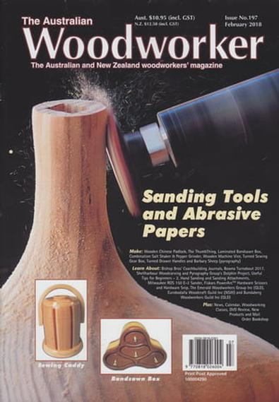 The Australian Woodworker