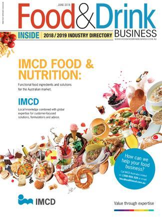 Magazine : Food & Drink Business Magazine 12 Month Subscription