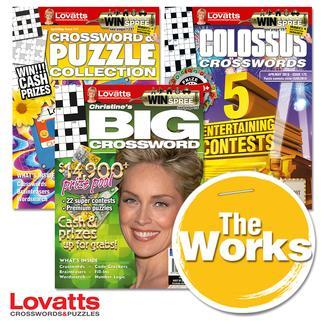 Magazine : Lovatts THE WORKS Magazine 12 Month Subscription