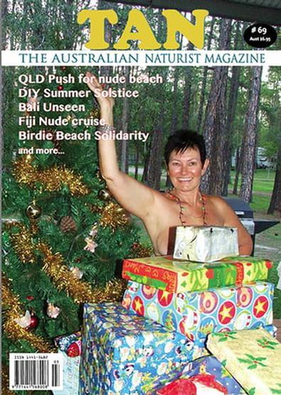 Magazine : The Australian Naturist Magazine 12 Month Subscription