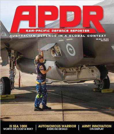 Asia Pacific Defence Reporter