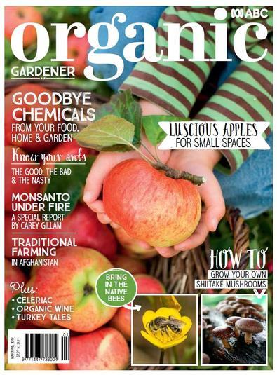 Magazine : ABC Organic Gardener Magazine 12 Month Subscription