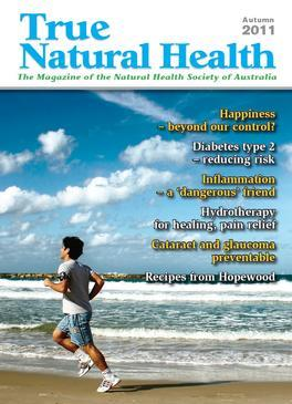 Magazine : True Natural Health Magazine 12 Month Subscription