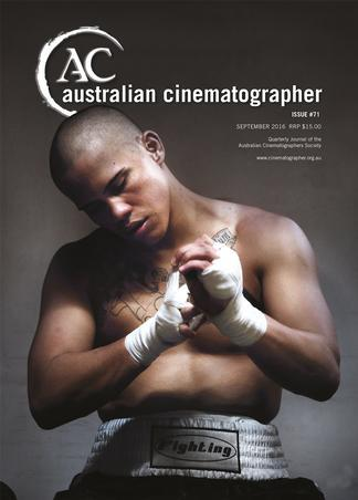Australian Cinematographer