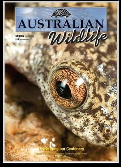 Magazine : Australian Wildlife Magazine 12 Month Subscription