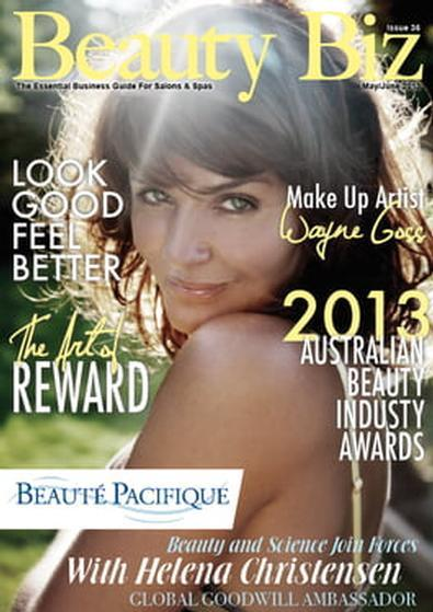Magazine : Beauty Biz Magazine 12 Month Subscription
