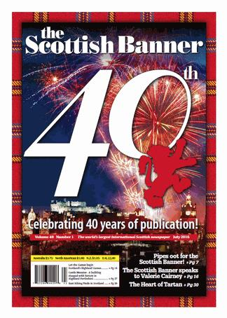 Magazine : The Scottish Banner Magazine 12 Month Subscription