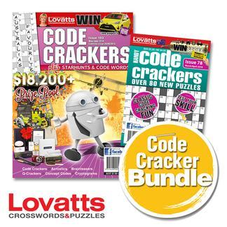 Lovatts Code Crackers Bundle