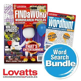 Lovatts Wordsearch Bundle